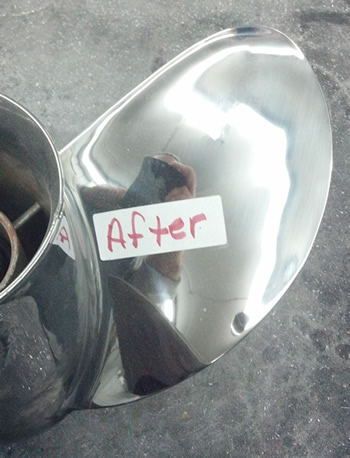 Propeller Repair